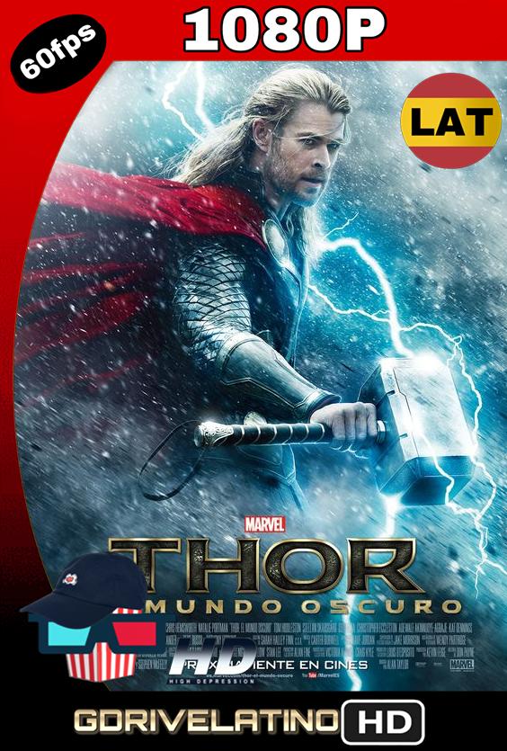 Thor: Un Mundo Oscuro (2013) BDRip 1080p Latino-Inglés MKV