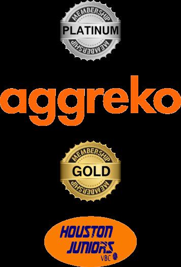 Aggreko and Houston Juniors