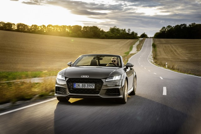 Accent sportif : l'Audi TTS competition plus A208535-medium