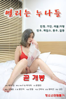 18+ Open Sisters (2020) Korean Full Movie 720p HDRip 450MB Download