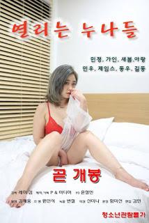 18+ Open Sisters (2020) Korean Full Movie 720p HDRip 450MB Download
