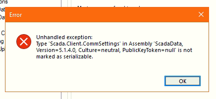 RapidGate 5.1.1.0 error
