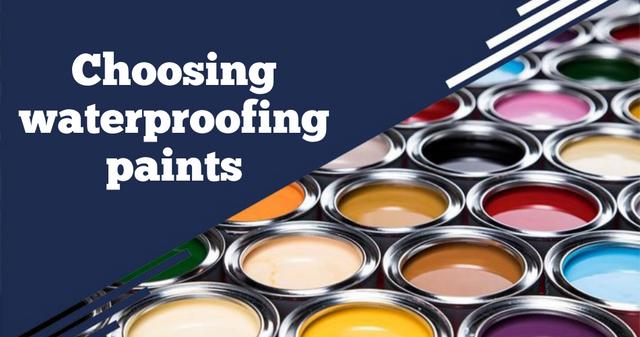 Choosing-waterproofing-paints