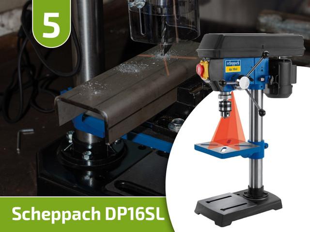 Scheppach DP16SL