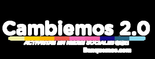 Cambiemos 2.0 logo Banquemos blanco