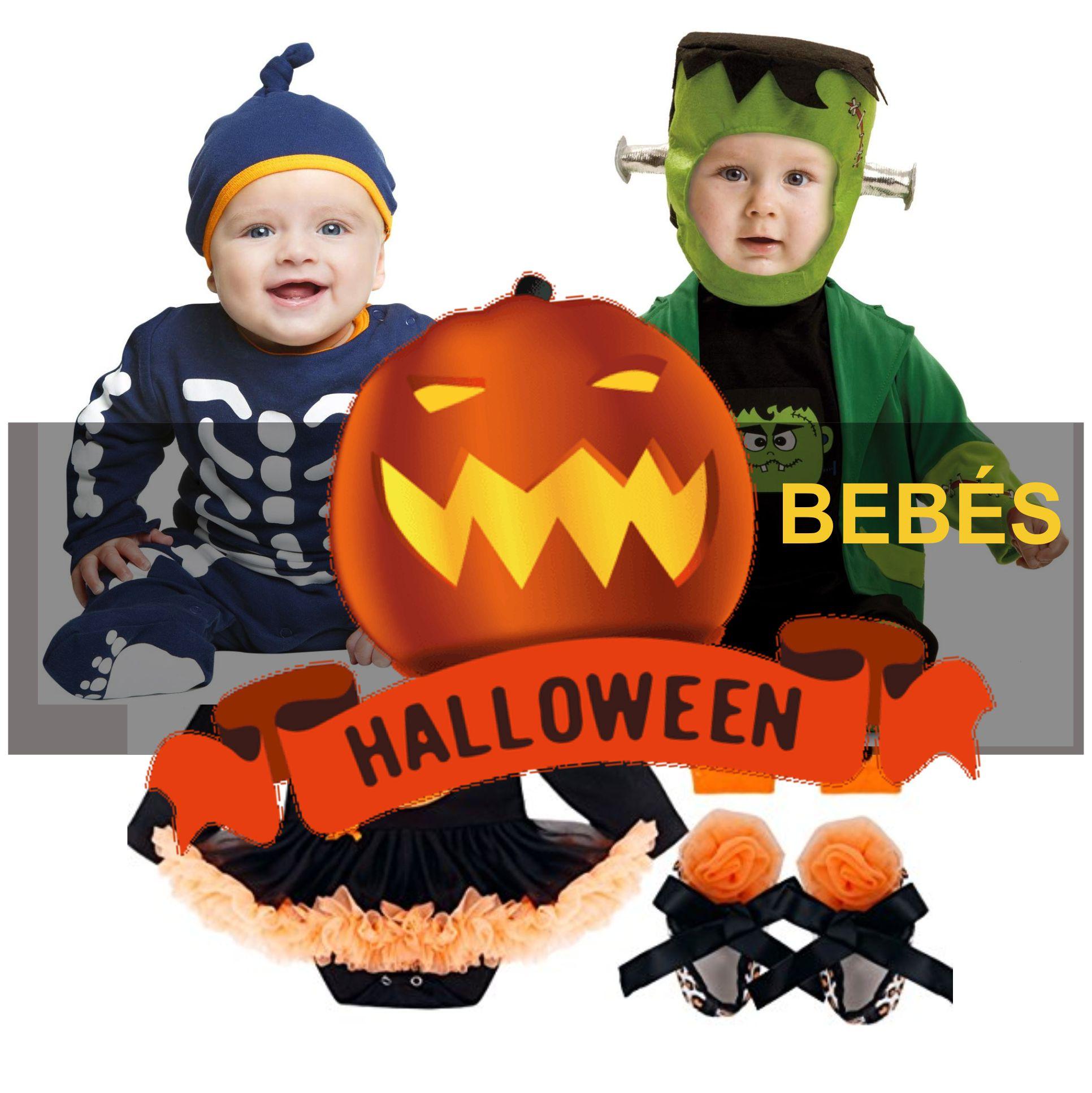 Disfraces originales para bebés y niños pequeños para Halloween 2021