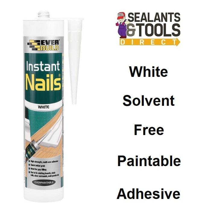 Everbuild Instant Nails Solvent Free Adhesive C3 INST