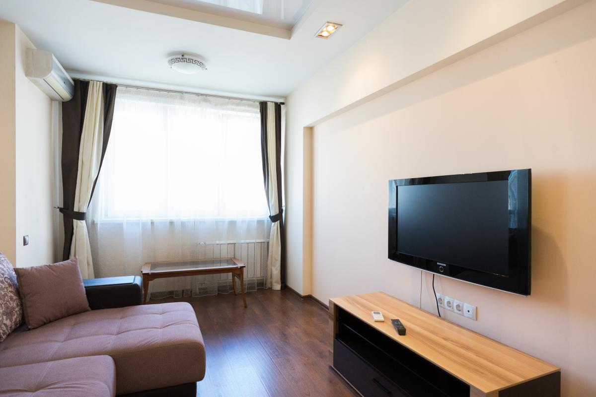 Квартира на Батурина 30 к 4