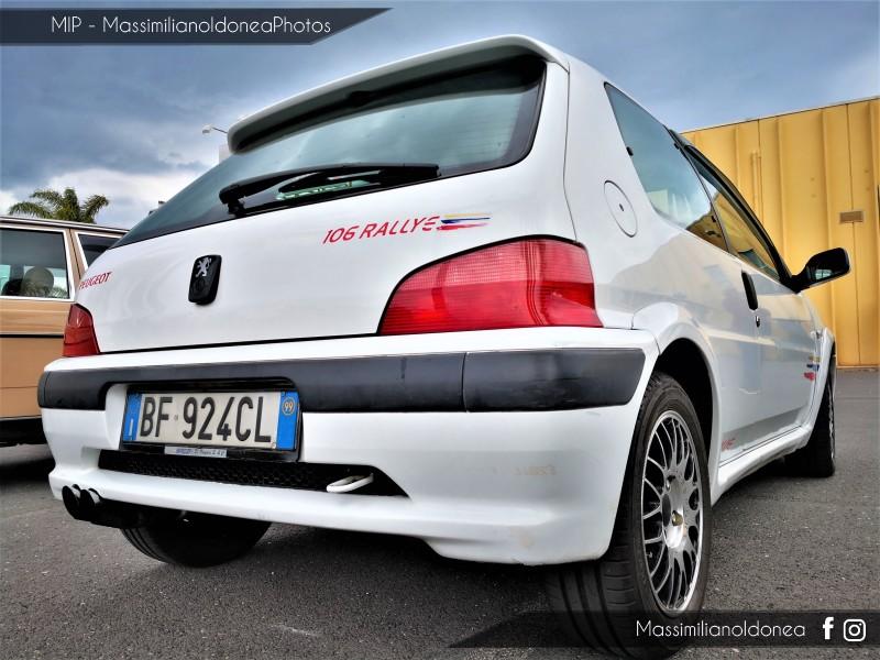 Parking Vintage - Pagina 5 Peugeot-106-Rallye-1-6-118cv-99-BF924-CL-209-282-25-7-2019-6
