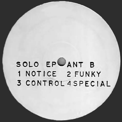 Download Ant B - Solo EP mp3