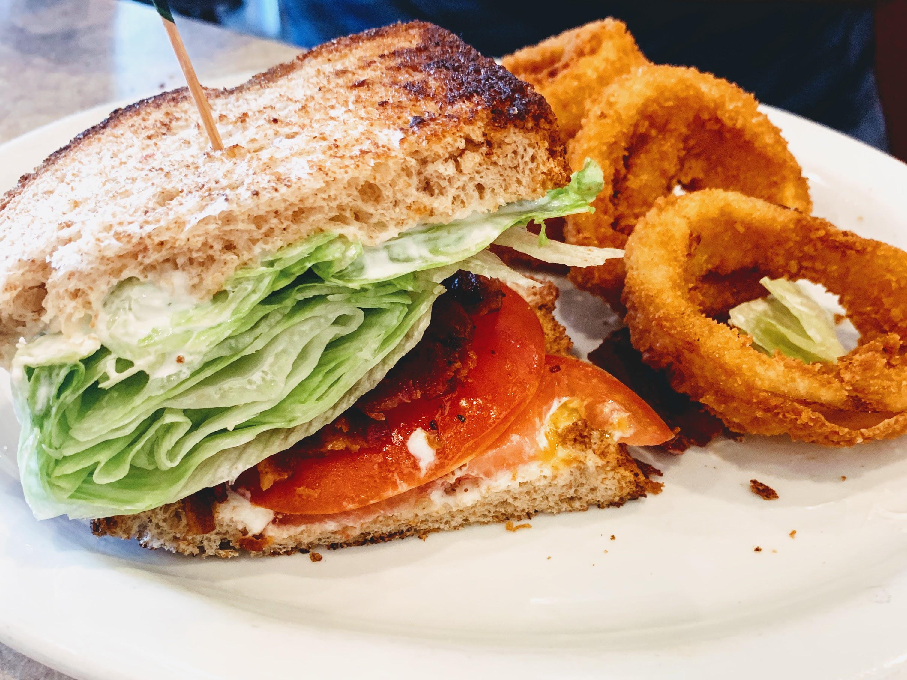 Cobian's BLT Sandwich