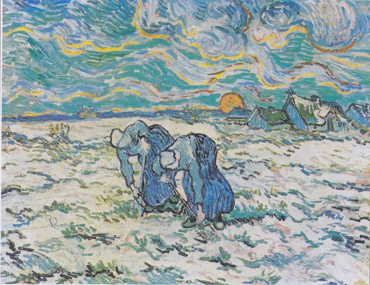 1200px-Van-Gogh-Zwei-grabende-B-uerinnen-auf-schneebedecktem-Feld-les-sarcleuses