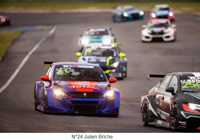 La Peugeot 308 TCR Conclut La Saison De TCR Par Un Double Podium ! 2020-2020-Jarama-Race-1-2020-EUR-Jarama-Race-1-24-Julien-Briche-45