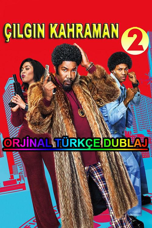 Çılgın Kahraman 2 | Undercover Brother 2 | 2019 | BDRip | XviD | Türkçe Dublaj | 1080p - m720p - m1080p | BluRay | Dual | TR-EN | Tek Link