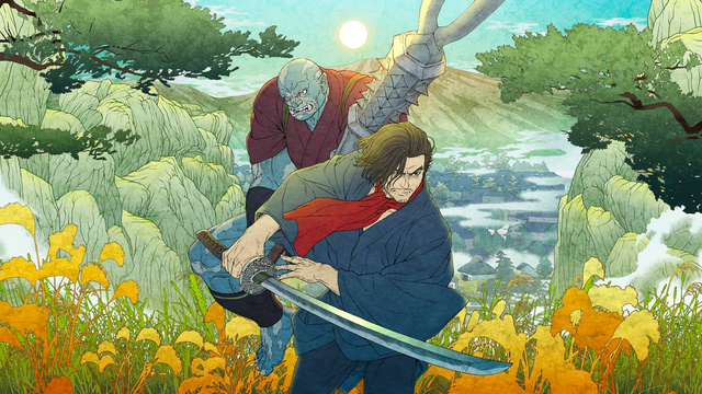 Netflix熱門影集《雨傘學院》《怪奇物語》公布震撼消息!  Netflix《活屍大軍》查導再推新作 全新動畫詮釋北歐神話 Samurai-Soul-16x9