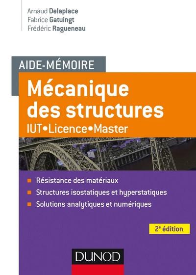 Aide-mémoire Mécanique des structures 2 édition
