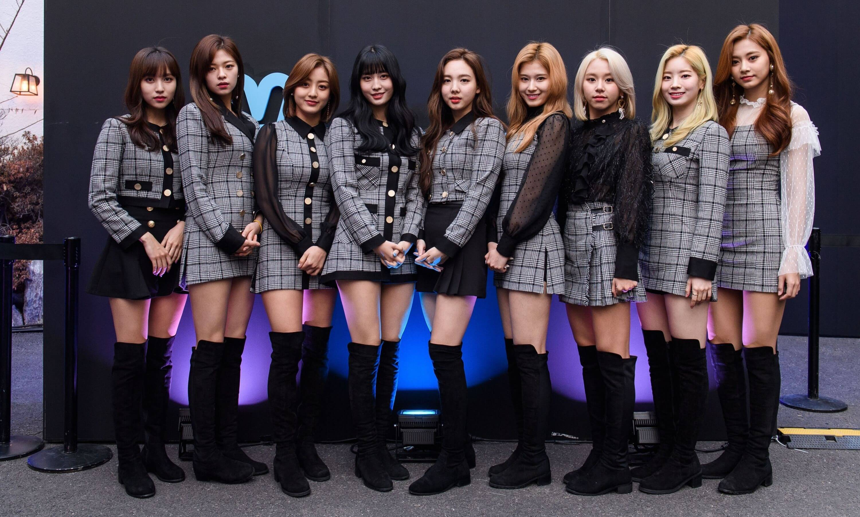 TWICE Fancy Quiz