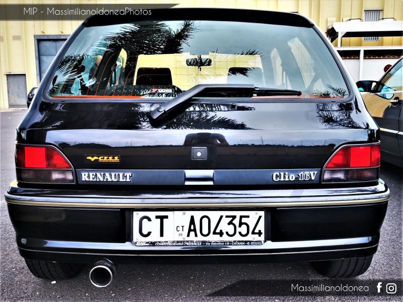 Parking Vintage - Pagina 5 Renault-Clio-16-V-1-8-137cv-92-CTA04354-5
