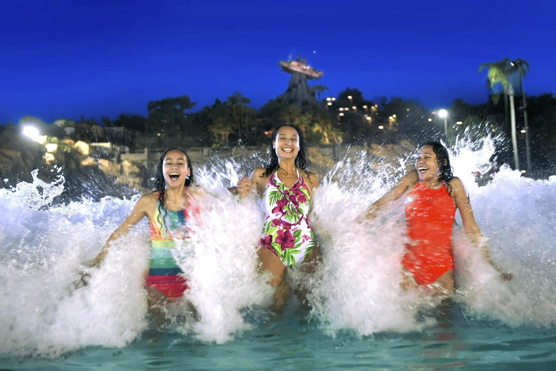 Disney's Typhoon Lagoon H20 Glow Nights