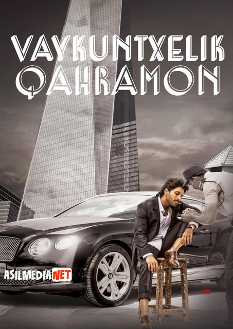 Vaykuntxelik Qahramon / Dovyurak Hind kino Uzbek tilida 2020 O'zbekcha tarjima kino HD