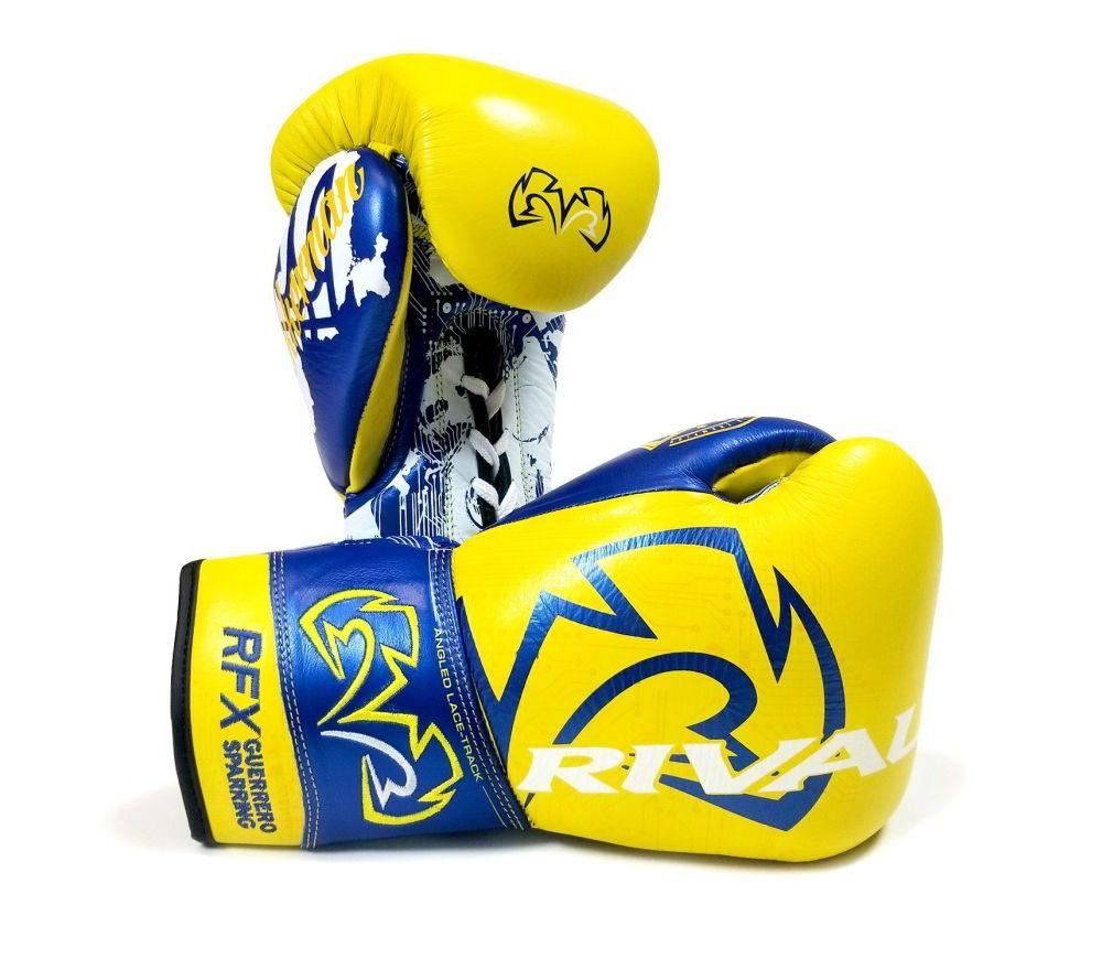 Боксерские перчатки Rival RFX Loma Ломаченко Ограниченный выпуск