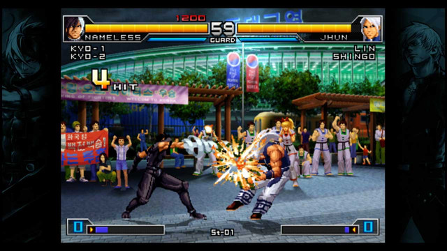 Steam遊戲《KOF 2002 UM》 今日起可使用回滾型網路代碼進行連線對戰! 同時開始最高折80%優惠的「KOF促銷活動」 3
