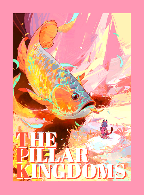 THE PILLAR KINGDOMS Image