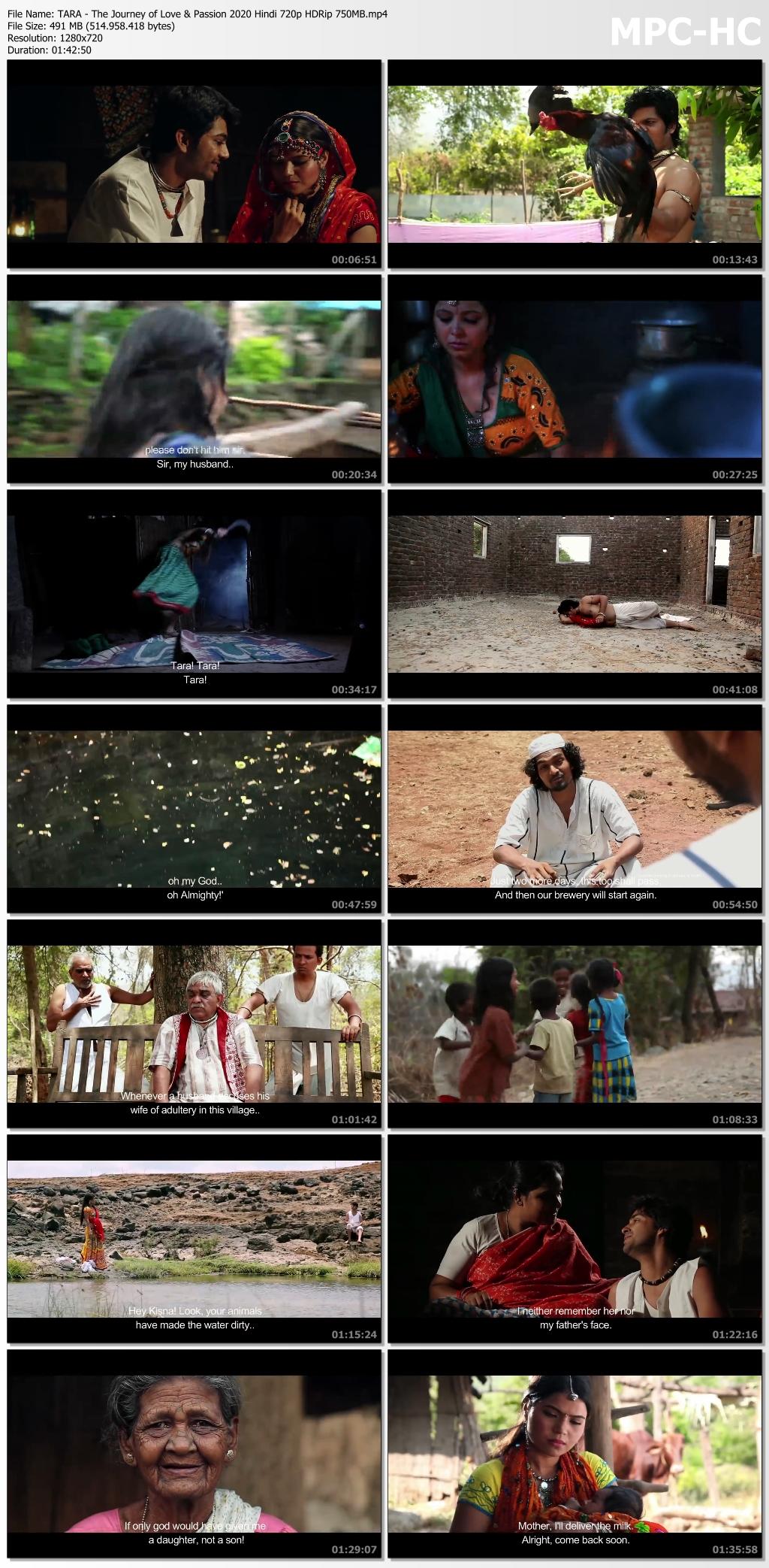 TARA-The-Journey-of-Love-Passion-2020-Hindi-720p-HDRip-750-MB-mp4-thumbs