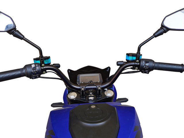 moto electrica grande potente