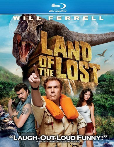 Land of the Lost 2009 Hindi Dual Audio 720p BluRay ESubs 700MB | 350MB Download