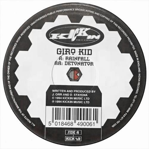 Download Giro Kid - Rainfall / Detonator mp3