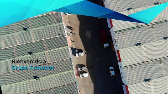 Almacenes-drone