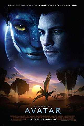 Avatar 2009 Download English 720p