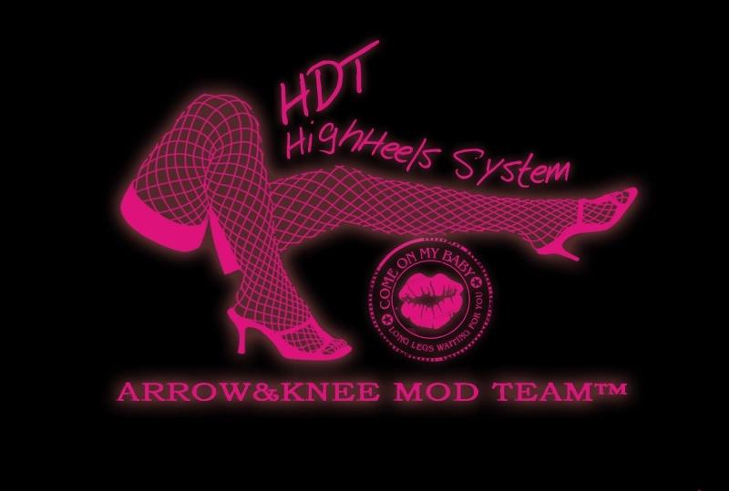 Скачать Система Высокий каблук / HDT HighHeels System