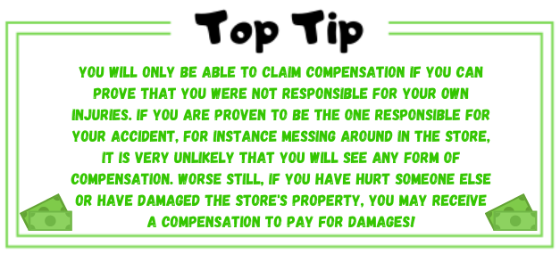 How to claim compensation help top tip
