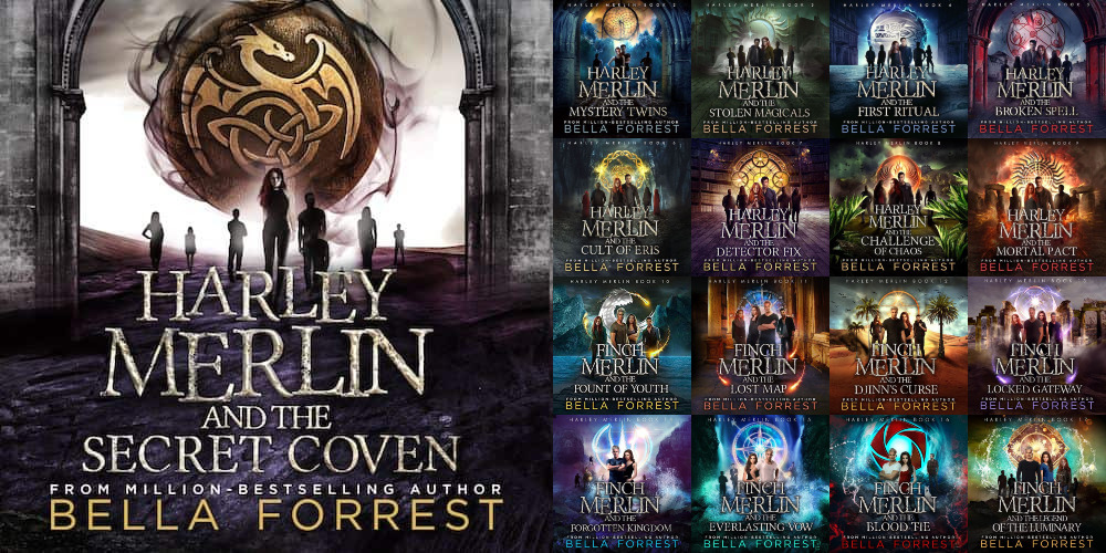 Harley Merlin Series Bella Forrest Audiobook Online Download Free Audio Book Torrent 142879 He's going to think you've downed a gallon of coffee and a case of red bull. harley merlin series bella forrest