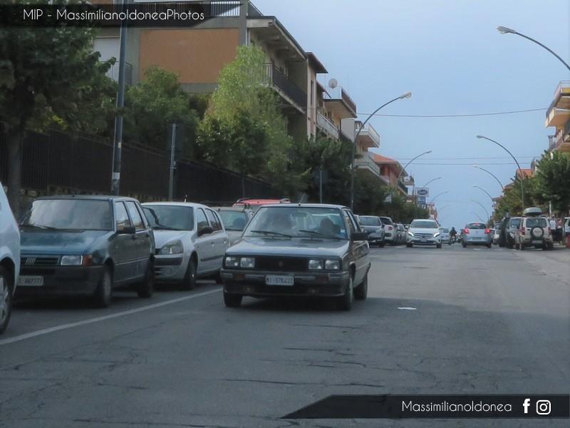 avvistamenti auto storiche - Pagina 40 Renault-11