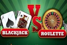 Battle of the Classic- Roulette Vs. Blackjack