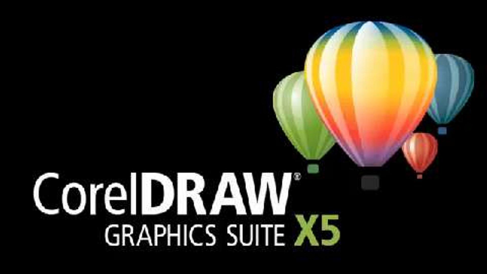 Dando inicio a CorelDraw versión x5