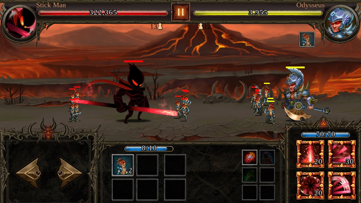 Epic Heroes – Dragon fight legends 1