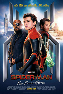 Spider Man Far From Home (2019) English NEW HDCAM Full Hollywood Movie 720p