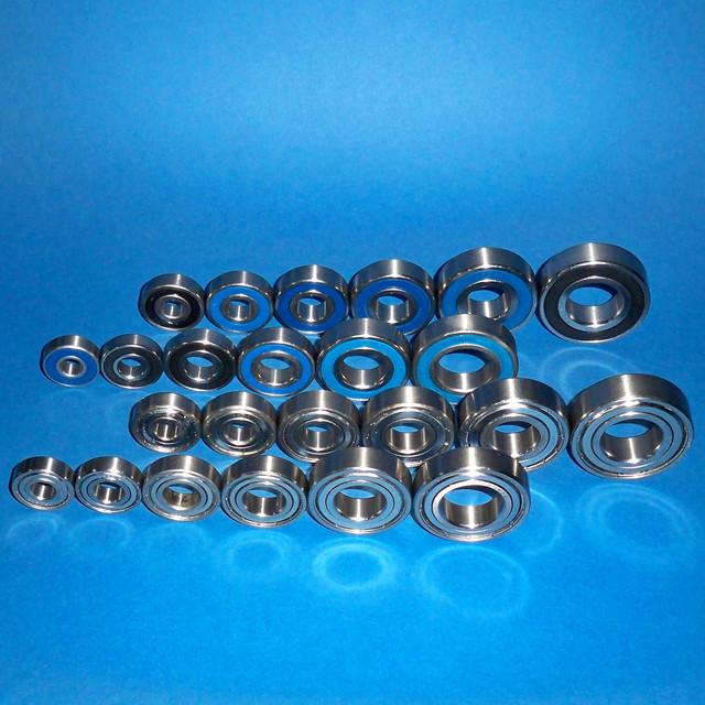 2-9 mm Welle Roulement à Bille à 692-699 Joint 2rs ou Zz