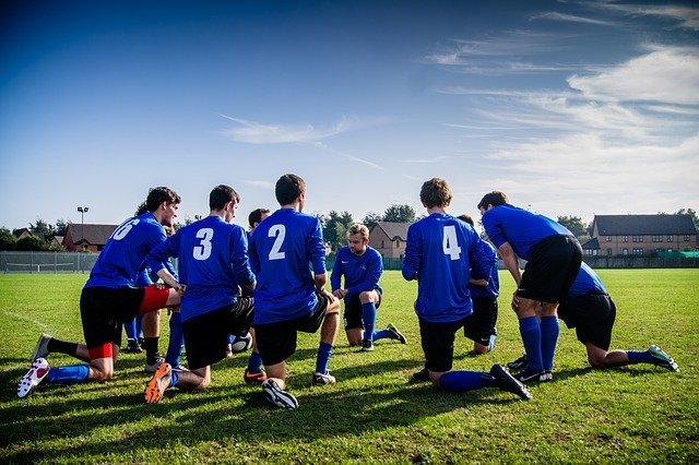 Cómo organizar un evento deportivo de fútbol
