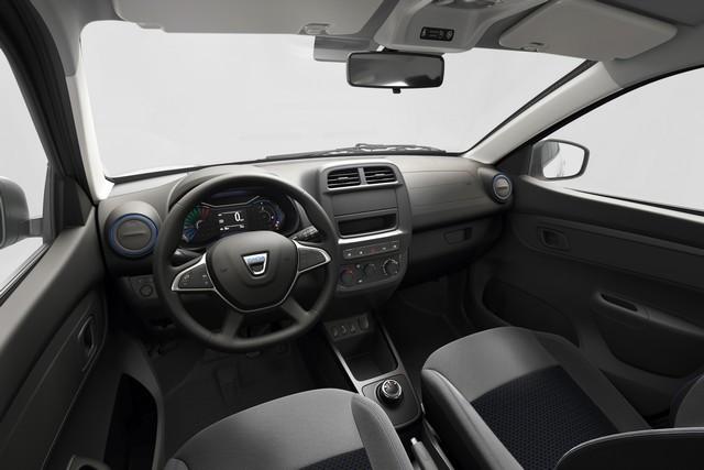 Nouvelle Dacia Spring Electric : La Révolution Électrique De Dacia 2020-Dacia-SPRING-Cargo-5
