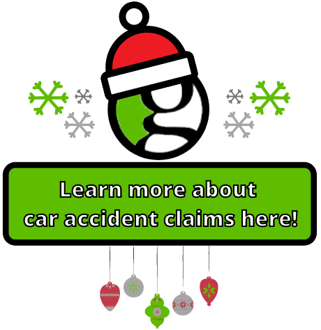 car accident claims button