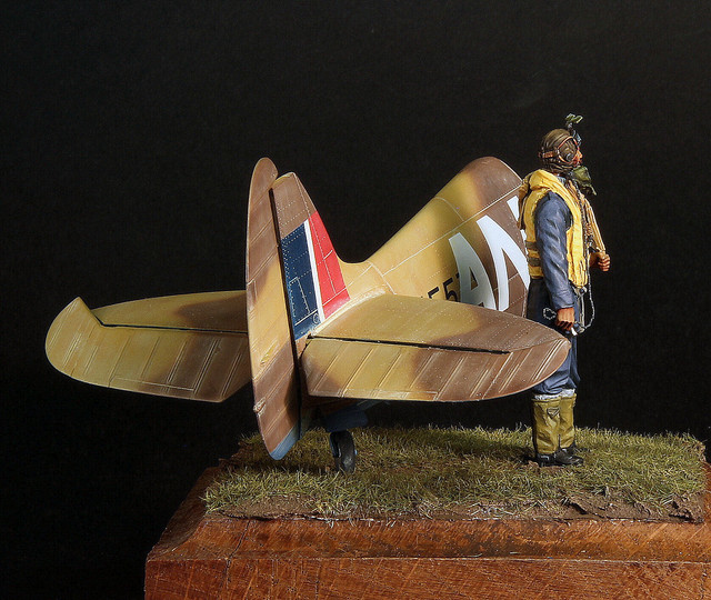 RCAF pilot, 417 Sq Marcianise Italy, janv 1944 IMG-3401