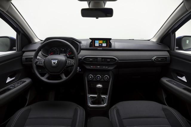 Nouvelle Sandero, Sandero Stepway Et Logan : Dacia Redéfinit L'automobile Essentielle Et Contemporaine 2020-NOUVELLE-DACIA-SANDERO