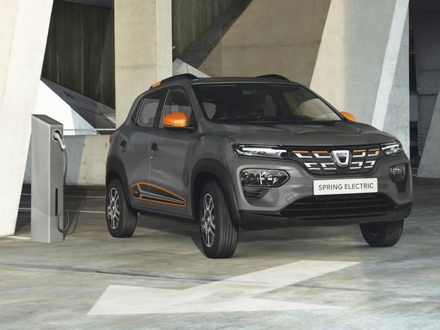 Nouvelle Dacia Spring Electric : La Révolution Électrique De Dacia 2020-Dacia-SPRING-5