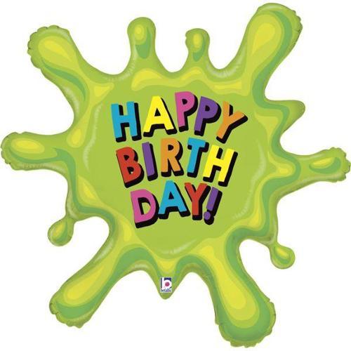 ჰელიუმის happy birthday