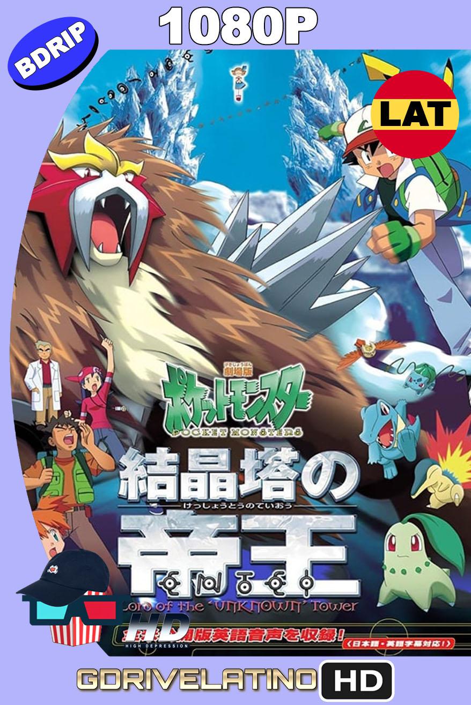 Pokémon: El hechizo de los Unown (2000) BDRip 1080p Latino-Japonés MKV